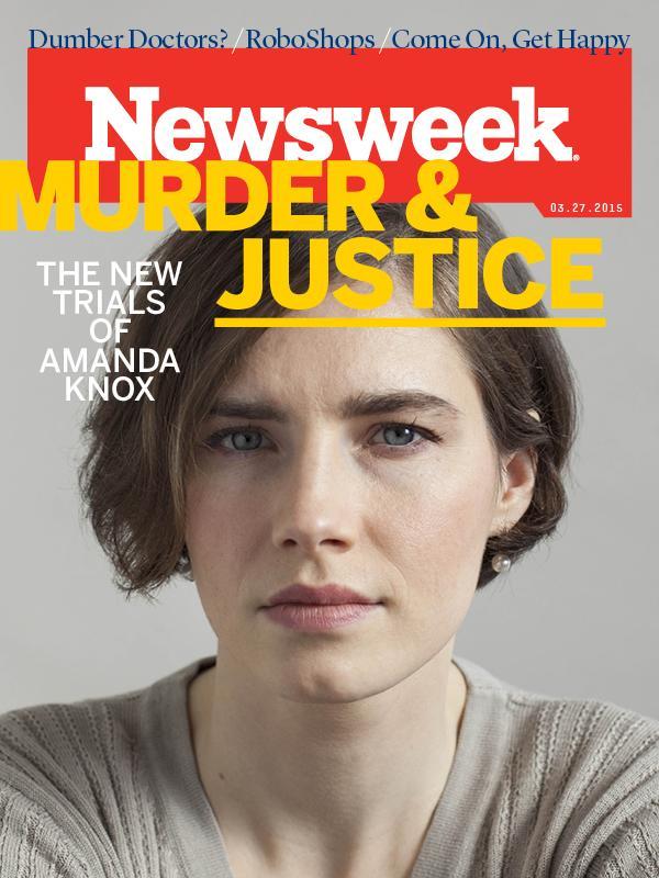 Amanda Knox nw cover