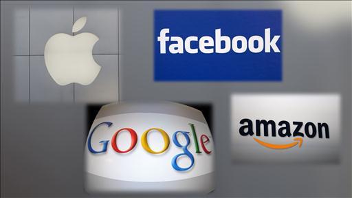 apple amazon google facebook logo