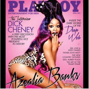 Azealia Banks Playboy Cov